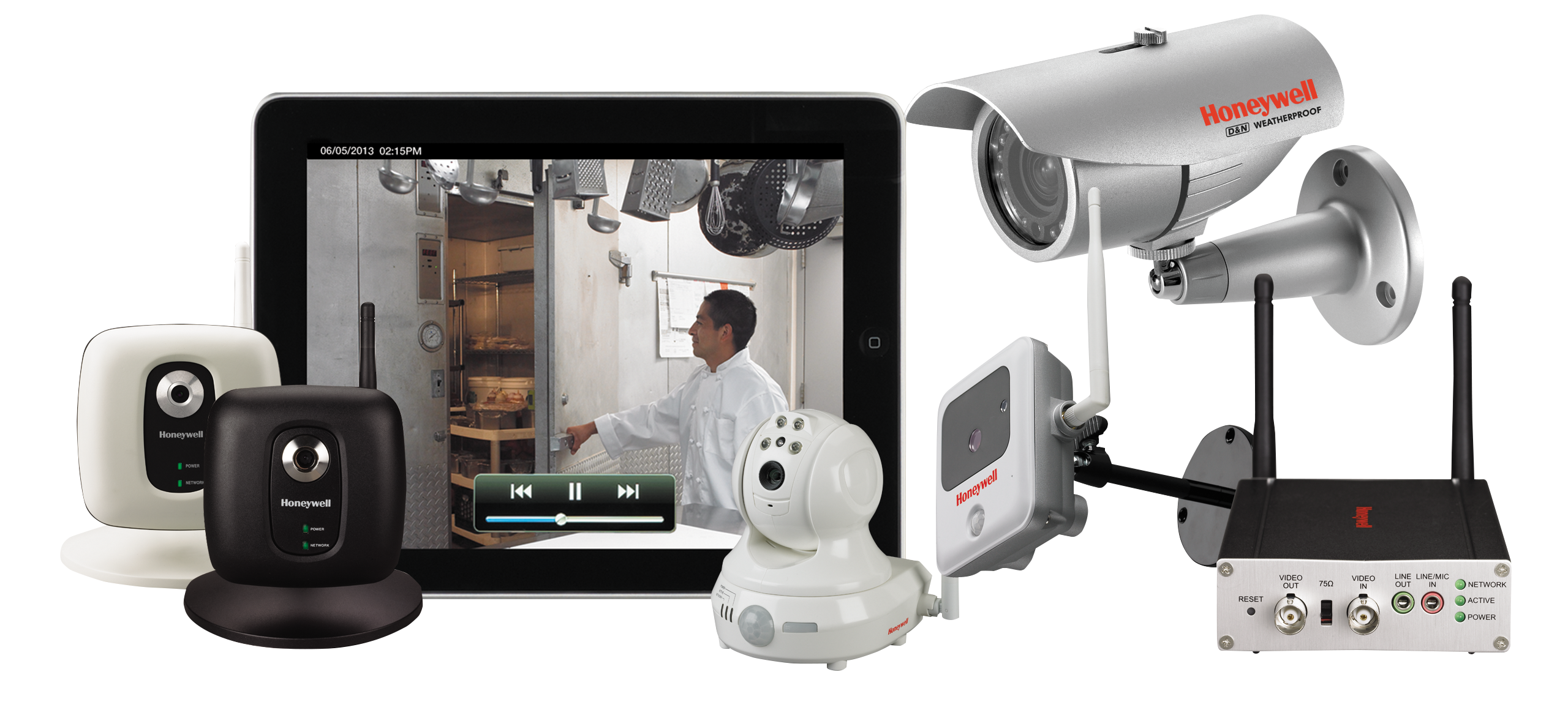 Security systems ww communications residential for Security devices for homes